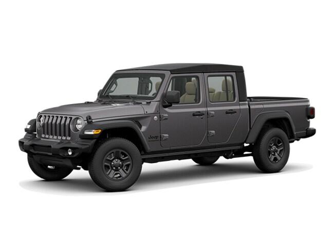 2021 Jeep Gladiator 80th Anniversary Truck Crew Cab
