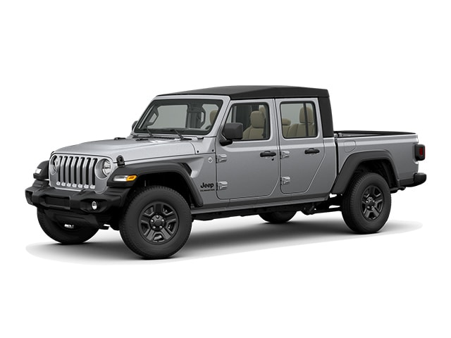 2021 Jeep Gladiator Camion