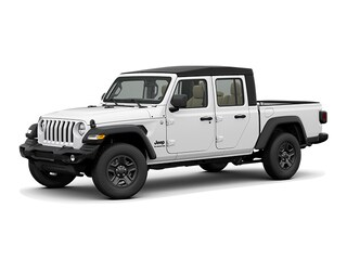 2021 Jeep Gladiator 80th Anniversary Edition 4x4 Crew Cab 5 ft. box