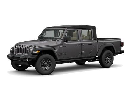 2021 Jeep Gladiator 80th Anniversary Edition 4x4 Crew Cab 5 ft. box