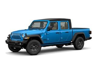 2021 Jeep Gladiator 80th Anniversary Edition Truck Crew Cab