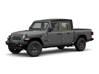 2021 Jeep Gladiator Willys 4X4 ECODIESEL-HEATSEAT/WHEEL-APPLEANDROID 4x4 Crew Cab