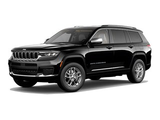 New 2021 Jeep All-New Grand Cherokee L Limited 4x4 1C4RJKBG7M8149586 near Airdrie, AB