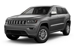 New 2021 Jeep Grand Cherokee LAREDO X 4X4 Sport Utility for Sale in Elkhart IN