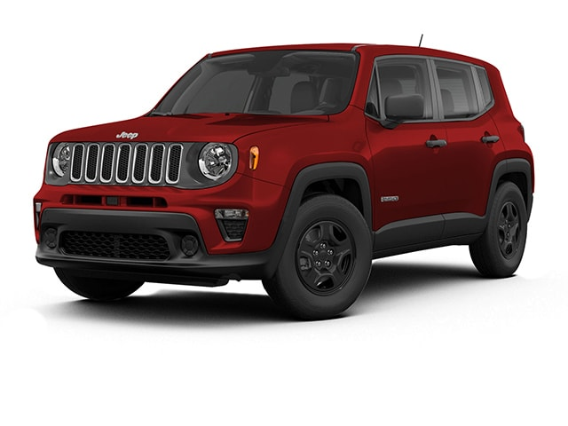2021 Jeep Renegade VUS