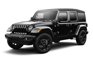 2021 Jeep Wrangler Unlimited 4xe Sahara VUS