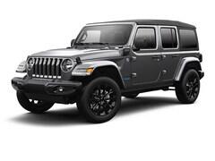 2021 Jeep Wrangler Unlimited Sahara High Altitude 4xe 4x4
