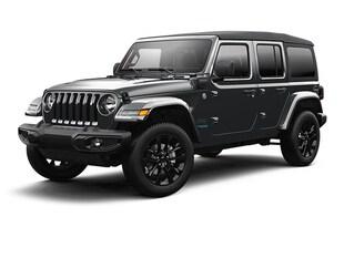 2021 Jeep Wrangler 4xe Unlimited Sahara 4xe 4x4