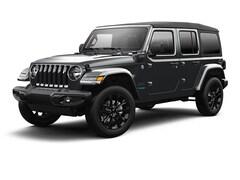 2021 Jeep Wrangler 4xe WRANGLER SAHARA 4xe Sport Utility