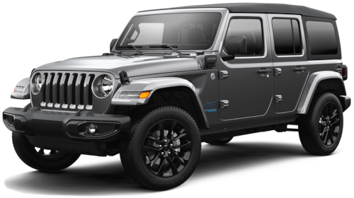 2021 Jeep Wrangler Unlimited 4xe SUV
