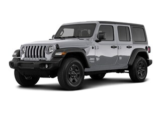 2021 Jeep Wrangler Unlimited Sport S 4x4