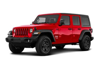 2021 Jeep Wrangler Unlimited Unlimited Sport Altitude SUV
