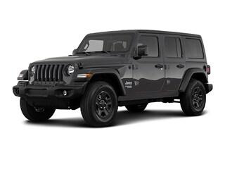 2021 Jeep Wrangler Unlimited Sport 80th Anniversary 4x4