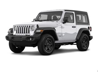 2021 Jeep Wrangler 80th Anniversary Edition 4x4