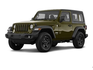 2021 Jeep Wrangler Sport S VUS