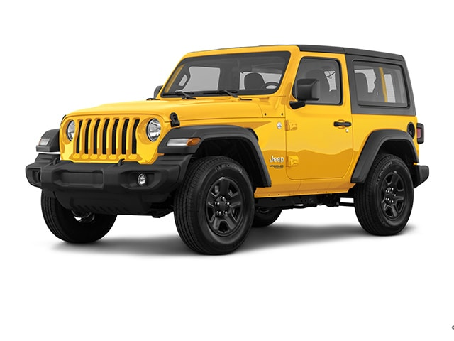 2021 Jeep Wrangler VUS