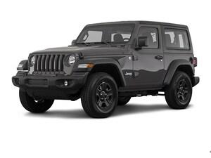 2021 Jeep Wrangler SPORT S 4X4