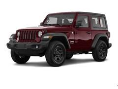 2021 Jeep Wrangler Sport Sport 4x4