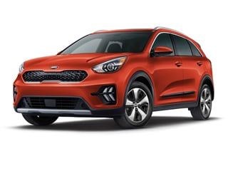 2021 Kia Niro SUV Solar Orange