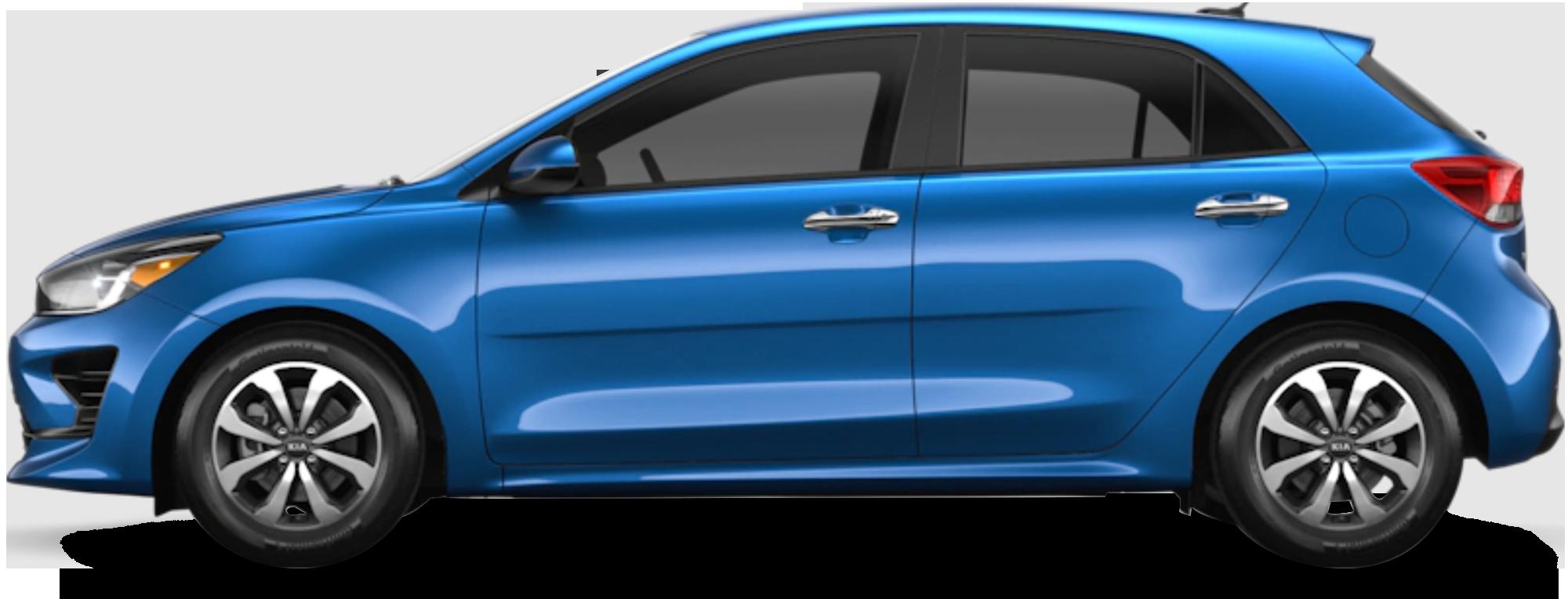 2021 Kia Rio Hatchback S