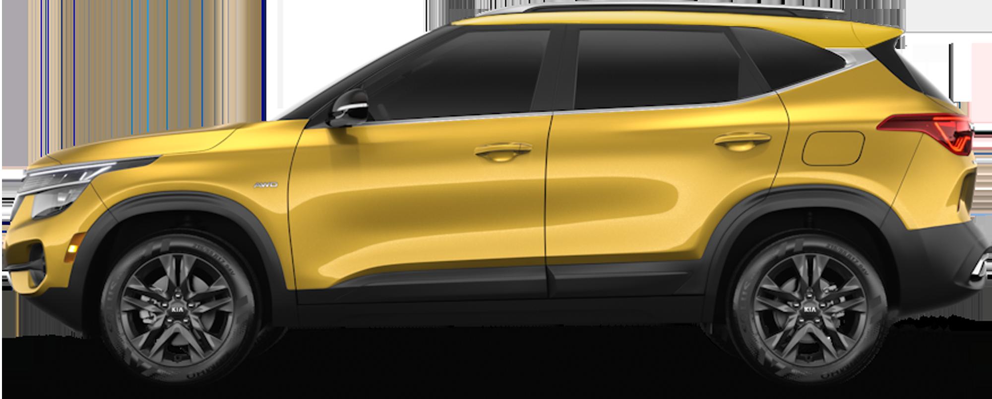 2021 Kia Seltos SUV S