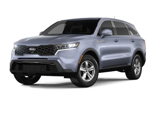 2021 Kia Sorento SUV Digital Showroom   Van Horn Kia of ...