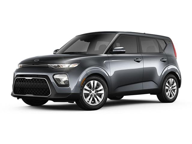 2021 Kia Soul Hatchback
