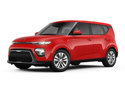 Featured New 2021 Kia Soul LX Hatchback for sale near you in Albuquerque, NM