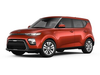 New 2021 Kia Soul for sale in Johnstown, PA