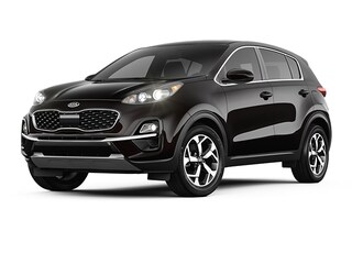 New 2021 Kia Sportage LX SUV For Sale in Enfield, CT