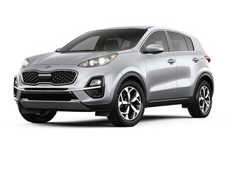 New 2021 Kia Sportage LX AWD SUV KNDPMCAC4M7863507 for sale in Erie, PA