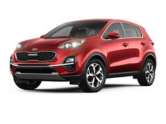 New 2021 Kia Sportage LX SUV for sale in Tyler, TX