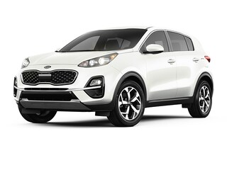 New 2021 Kia Sportage LX SUV For Sale in Sherman, TX