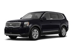 New 2021 Kia Telluride LX LX  SUV for Sale near Batavia, OH, at Superior Kia