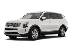New 2021 Kia Telluride LX SUV for sale in Tyler, TX