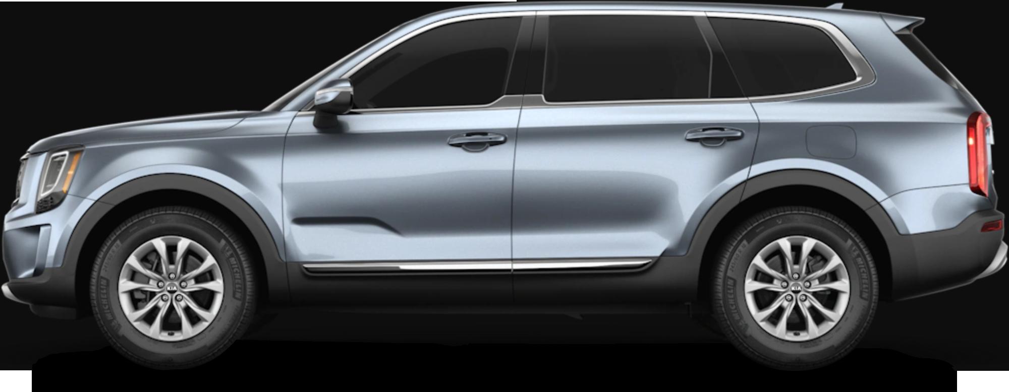 2021 Kia Telluride SUV LX