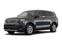New 2021 Kia Telluride LX SUV 5XYP2DHC8MG153594 for sale in Columbus, GA