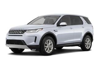 2021 Land Rover Discovery Sport SUV Yulong White Metallic