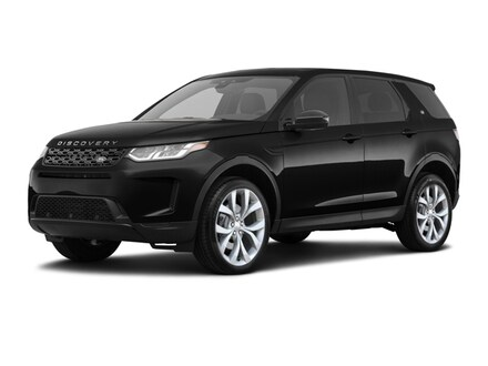 2021 Land Rover Discovery Sport SE SUV