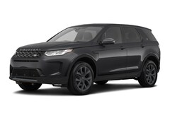 New 2021 Land Rover Discovery Sport R-Dynamic SE SUV For Sale Boston Massachusetts