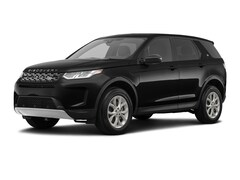 New 2021 Land Rover Discovery Sport S SUV For Sale Boston Massachusetts