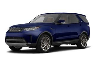 New 2021 Land Rover Discovery S SUV Sudbury MA