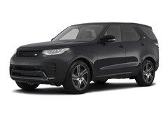 New 2021 Land Rover Discovery R Dynamic HSE SUV For Sale Boston Massachusetts