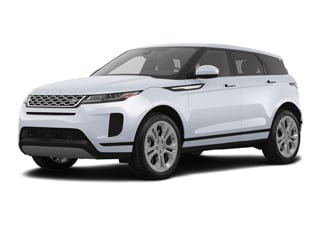 2021 Land Rover Range Rover Evoque SUV Yulong White Metallic