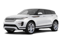 New 2021 Land Rover Range Rover Evoque R-Dynamic S SUV in Cape Cod, MA