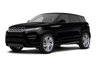 New 2021 Land Rover Range Rover Evoque R-Dynamic S Sport Utility Sudbury MA