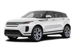 New 2021 Land Rover Range Rover Evoque SE SUV in Irondale