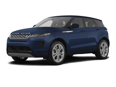 New 2021 Land Rover Range Rover Evoque S SUV