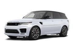 New 2021 Land Rover Range Rover Sport Autobiography V8 Supercharged Autobiography for Sale in Fife WA