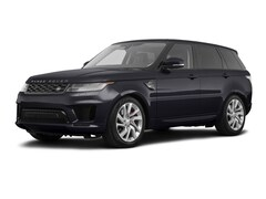 New 2021 Land Rover Range Rover Sport HSE Dynamic V8 Supercharged HSE Dynamic for Sale in Fife WA